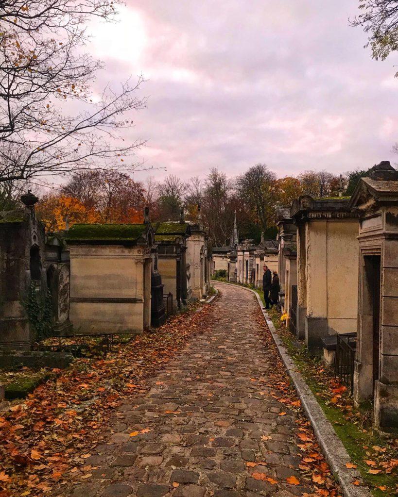 pere lachaise mezarlığı