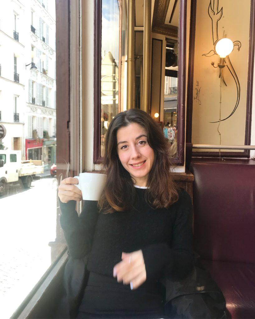 le progres cafe montmartre