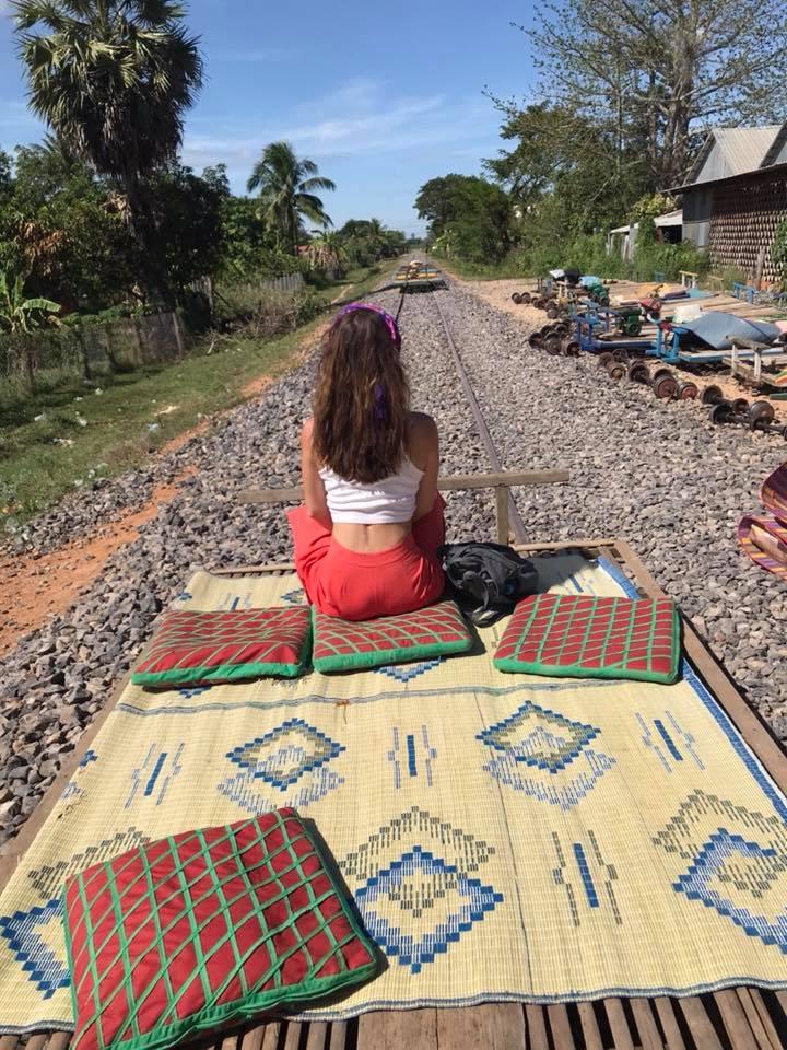 kamboçya demiryolu