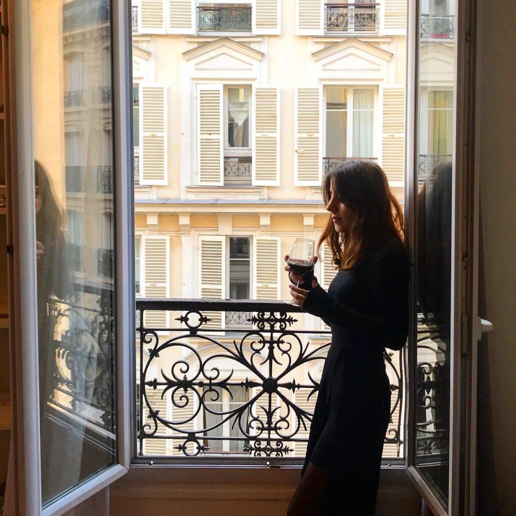 paris pencere