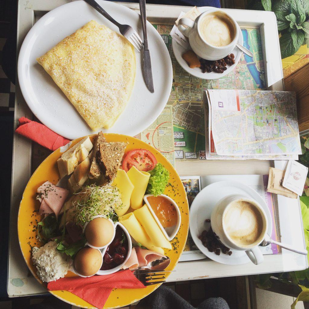 kawiarnia kafka kahvaltı