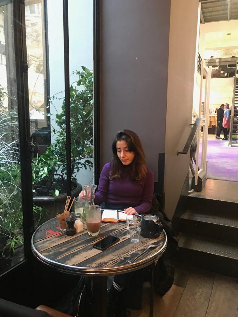 merci used books cafe