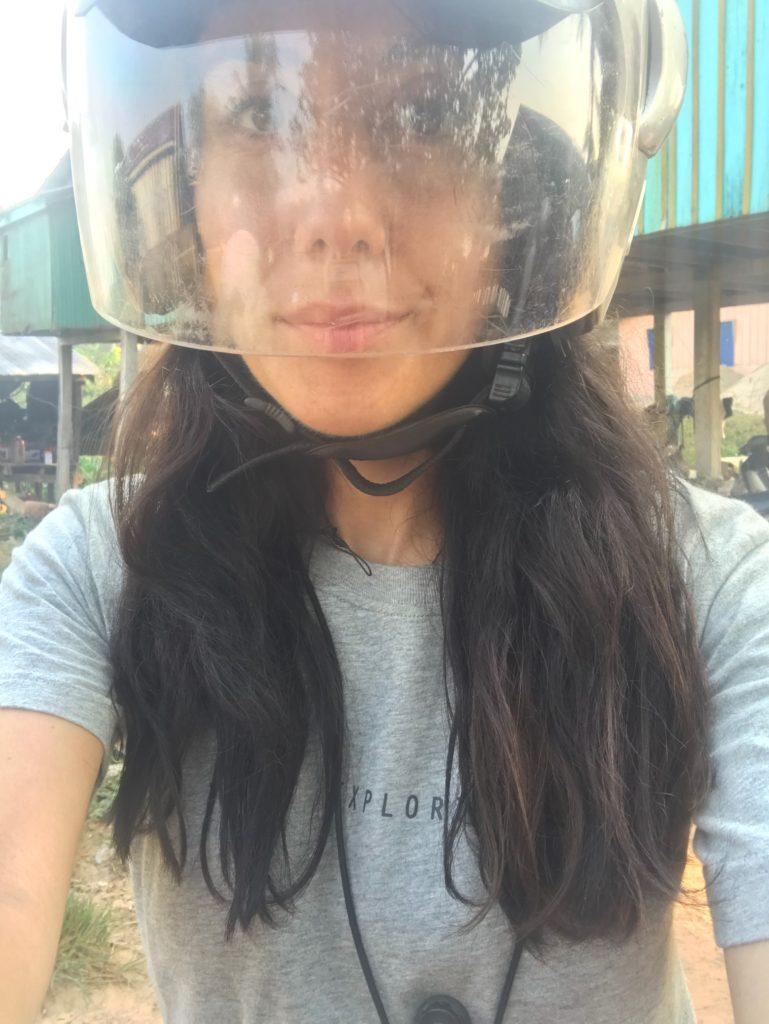 motorsikletle asya