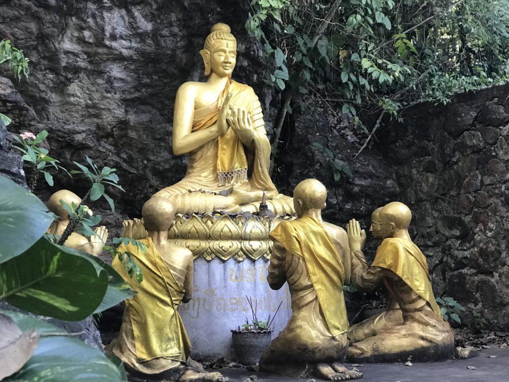 Phou Si luang prabang