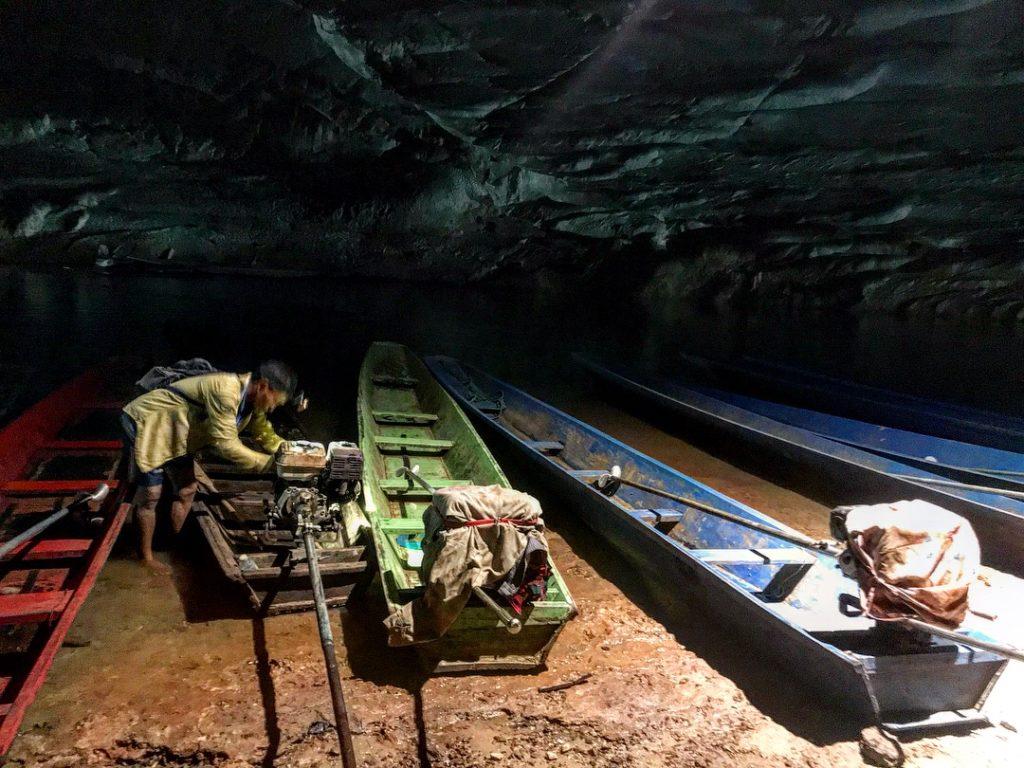 kong lor mağarası
