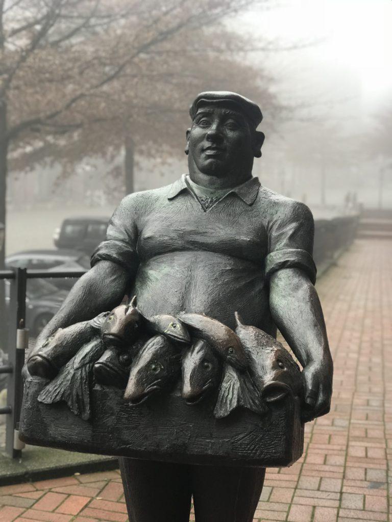 balık pazarı hamburg