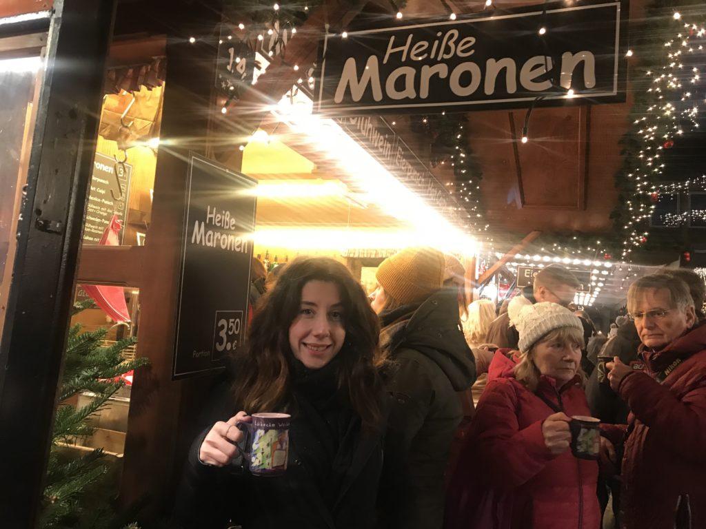 christmas pazarı lübeck
