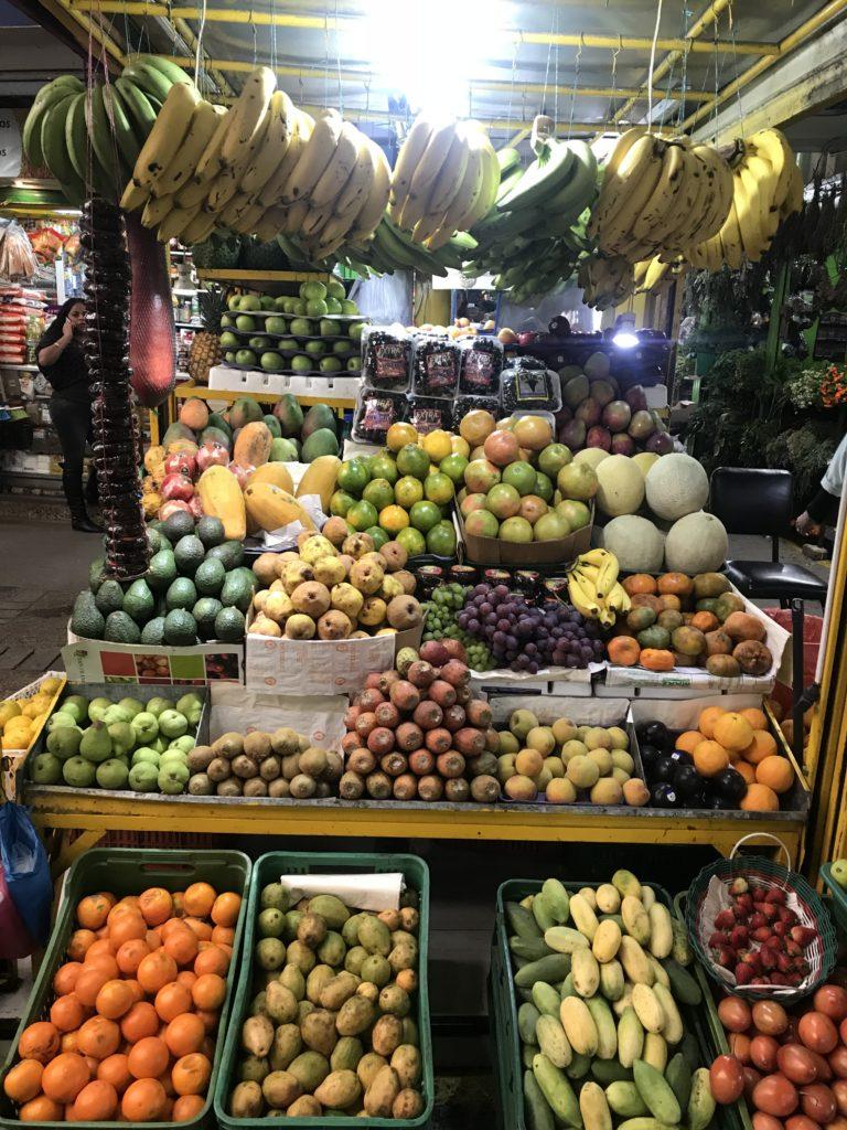 paloquemao pazarı bogota